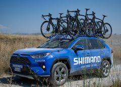Shimano: Inspiración y orgullo en el soporte técnico del Giro de Italia